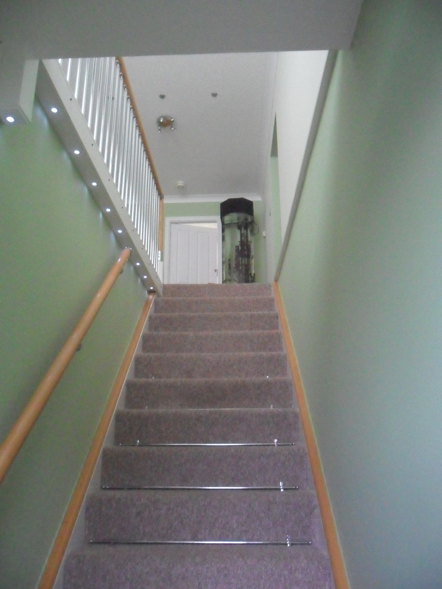 Mr mrs jones hall stairs landing Design ideas for hallways and stairs